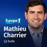 Logo du podcast Ça bulle - Mathieu Charrier