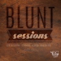 Logo of the podcast Blunt Sessions