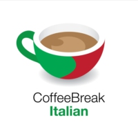 Logo of the podcast Vicoli, torri, e formaggi - Coffee Break Italian Travel Diaries Episode 6
