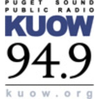 Logo of the podcast KUOW's Weekday