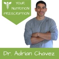 Logo of the podcast Your Nutrition Prescription Podcast