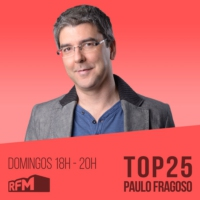 Logo du podcast TOP 25 RFM - 18 DE ABRIL DE 2021 - 1ª HORA