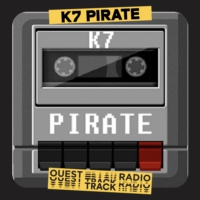 Logo of the podcast K7 Pirate - 15/10/19 : Foul Weather Festival