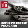 Logo of the podcast Revue de presse française