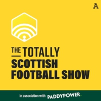 Logo of the podcast The Totally Scottish Football Show