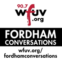 Logo du podcast Our Story at Fordham University