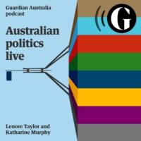 Logo of the podcast Australian politics live podcast