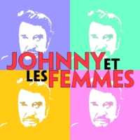 Logo of the podcast Johnny Hallyday Les femmes de sa vie