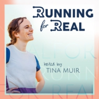 Logo of the podcast The Running for Real Podcast