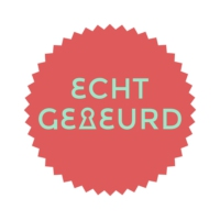 Logo of the podcast Echt Gebeurd