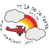 Logo of the podcast Te la do io Tokyo (09-10-2020)