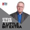 Logo du podcast Steve Allen - A Little Bit Extra