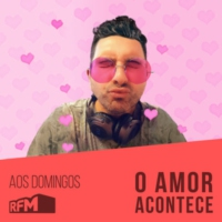 Logo of the podcast O AMOR ACONTECE #15