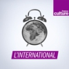 Logo of the podcast L'international