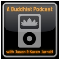 Logo of the podcast A Buddhist Podcast