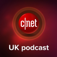 Logo of the podcast Grand Theft Auto's TV drama and robot writers in CNET UK podcast 450