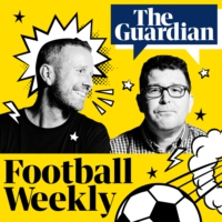 Logo of the podcast Football Weekly
