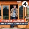 Logo of the podcast The Poet Laureate Has Gone to His Shed