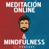 Logo of the podcast Meditacion Online y Mindfulness
