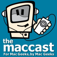Logo du podcast MacCast (Enhanced) - For Mac Geeks, by Mac Geeks