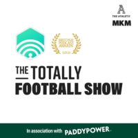 Logo du podcast The Totally Football Show with James Richardson
