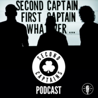 Logo of the podcast The Second Captains Podcast