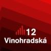 Logo of the podcast Vinohradská 12