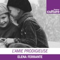 Logo of the podcast L'Amie prodigieuse