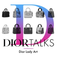 Logo of the podcast DIOR LADY ART