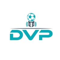 Logo of the podcast De Voetbalpodcast