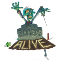Logo of the podcast Boards Alive Podcast
