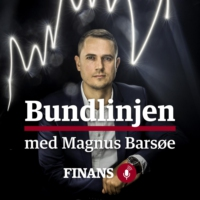 Logo of the podcast Bundlinjen #118: Krigskassen, Danske Banks skandalebyge og Danfoss' stats-millioner