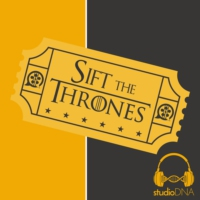 Logo du podcast 7: The Iron Throne
