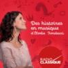 Logo du podcast Des histoires en musique d'Elodie Fondacci