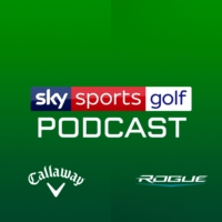 Logo of the podcast Sky Sports Golf Podcast