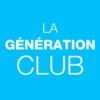 Logo of the podcast La génération club - Radio SCOOP