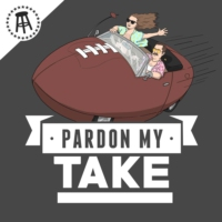 Logo of the podcast Pardon My Take