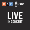 Logo of the podcast Live In Concert from NPR's All Songs Considered