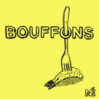"Logo of the podcast Bouffons présente le podcast ""Commencer"""