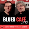 Logo of the podcast Le Blues Café Live