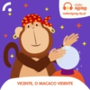 Logo of the podcast Vicente, o Macaco Vidente