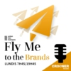 Logo of the podcast Fly Me To The Brands