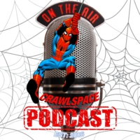 Logo of the podcast Spider-Man Crawlspace Podcast
