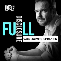 Logo du podcast Full Disclosure with James O'Brien
