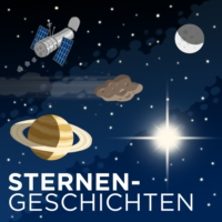 Logo of the podcast Sternengeschichten Folge 343: Der Supergalaxienhaufen Laniakea