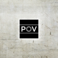Logo of the podcast P.O.V. - Podcasts | PBS