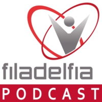 Logo of the podcast Taler Filadelfia Kristiansand