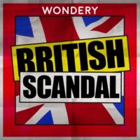 Logo of the podcast British Scandal