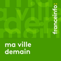 Logo du podcast Ma ville demain. Réinventer les transports en commun