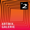 Logo of the podcast artmix.galerie
